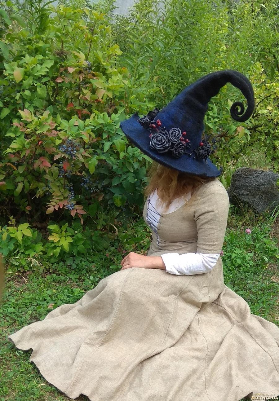 тут изображено Шляпа ведьмы