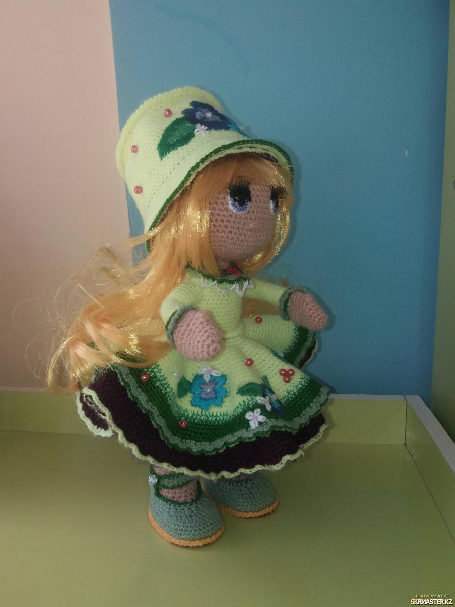тут изображено Интерьерная Кукла Фиа
